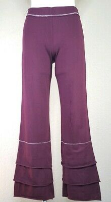 Clothing, Shoes & Accessories Matilda Jane OFF SCRIPT Finns X Small Blue Pants Knit Women's Make Believe NWT