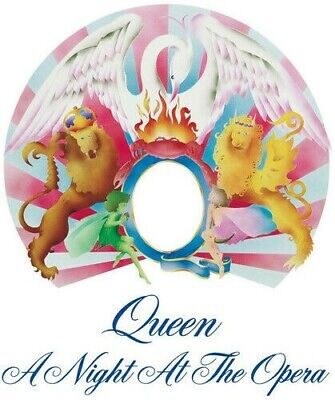 Queen - A Night At The Opera [New Vinyl] 180 Gram