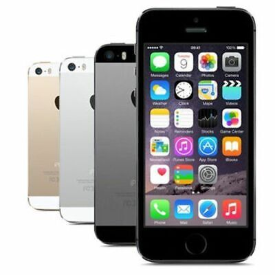Apple iphone 5S Smartphone Silber Spacegrau Gold 16GB 32GB 64GB Ohne Simlock Jun