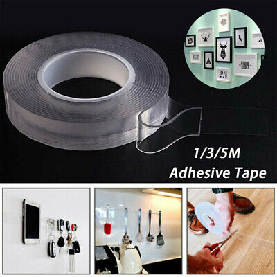 Strong Double-sided Clear Transparent Acrylic Foam Adhesive Tape