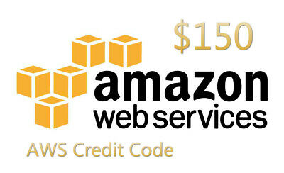 $150 Amazon Web Services AWS Lightsail EC2 Promo Code Credit Code Exp 2020