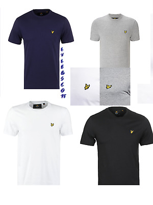 Lyle & Scott Crew Neck Short/Long Sleeve t shirt men