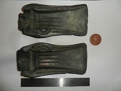 Replica Of The Bronze Two Part Mould For Axe Found At Roseberry Topping In 1826