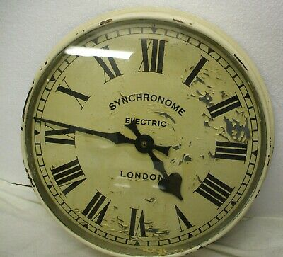 Synchronome Electric Slave Clock