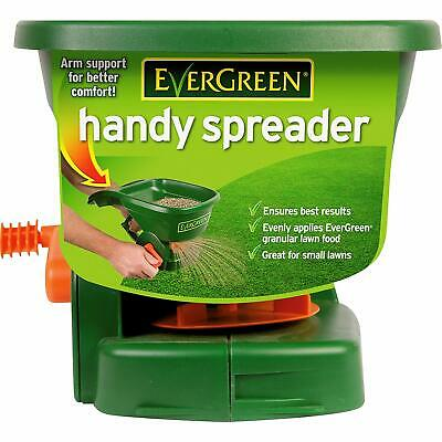 New Scotts Evergreen Handy Spreader Great For Small Gardens 017990