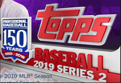 2019 Topps Series 2 U Pick For Set Iconic Card Greatest Players Moments Seasons