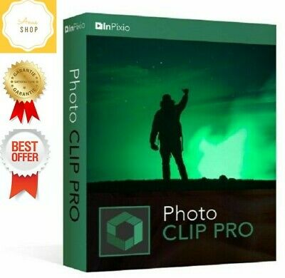 ⭐ 2019 ⭐ InPixio Photo Clip 9 PRO Latest Full Edition⭐Download link,serial key⭐