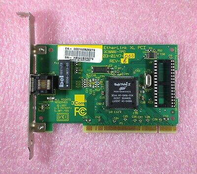 3COM 3C900B-TPO ETHERNET ADAPTER GENERIC WINDOWS 10 DRIVERS DOWNLOAD