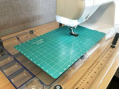 Sew Steady Grid Glider Slippery Surface for Free Motion Quilting
