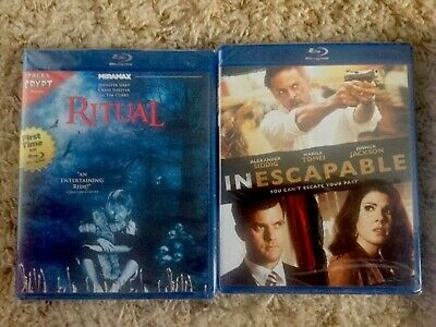 Ritual Blu Ray (Tales From The Crypt) Sealed, With Free Extras, Free Shipping!