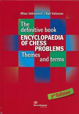 The Definitive Book - Encyclopedia of Chess Problems - Themes and Terms (Chess B