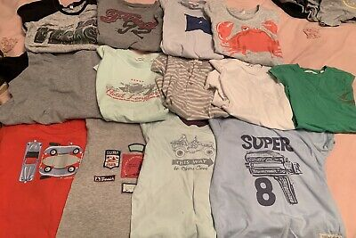 Boys Size 3-5 Summer Clothes & Shoes! Top Brands! Great Condition 0.99c Starting