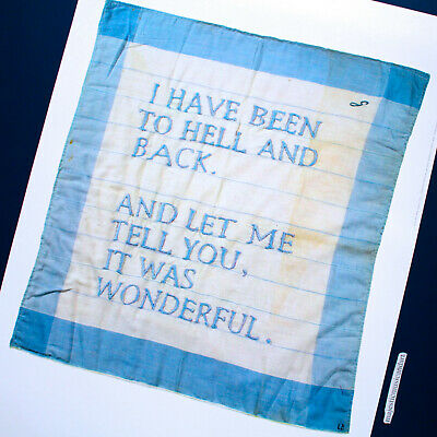 Louise Bourgeois Hell And Back 2014 Gallery Poster