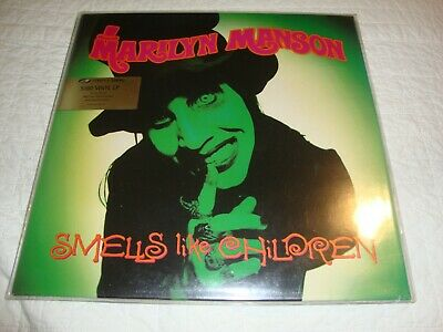 SMELLS LIKE CHILDREN [PA] by Marilyn Manson (CD)& Unplugged