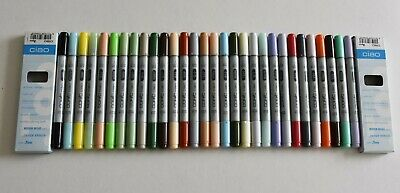 Copic Ciao Pens Brand New Collection Brilliant 30 Various **New Colours** Set  7