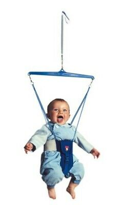 Jolly Jumper Port-a-Stand Portable Stand and Bouncer