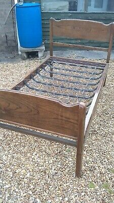 Vintage vono 402 metal Double Bed. Collection only