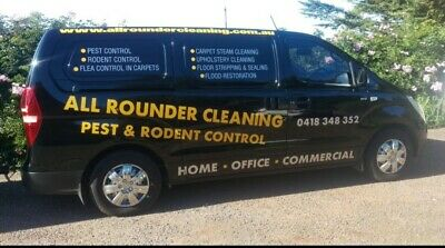 Carpet cleaning - All Rounder Cleaning & pest control