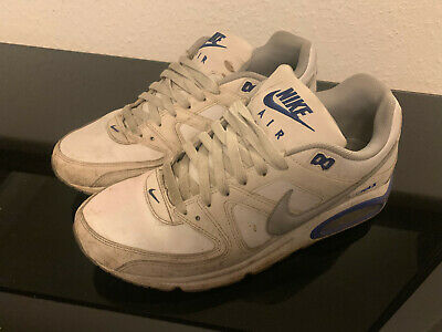 Nike Air Max Command Leather 409998 110 weiß