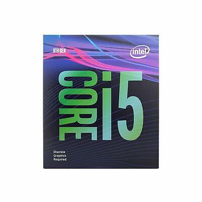 Intel Core i5 9400F Processor 2.9GHz 9MB LGA 1151 6 Core 6 Thread Desktop CPU