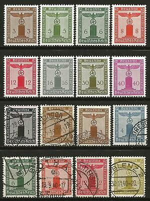 Germany Third Reich 1938-1942 MNH and Used Party Badge NSDAP Party Officials -