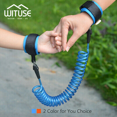 Children Safety Bracelet Harness Leash Strap Anti-lost Wristbands For Travel 69