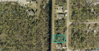 Vacant Waterfront Lehigh Acres, Florida Land, Tropical Gulf Acres