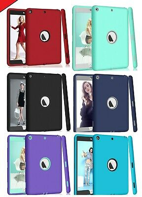 Defender Protection case with Kickstand otter box for iPad 9.7 5th/6th Gen