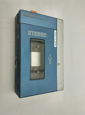 Sony TPS-L2 Walkman 1980'S 90'S Tape cassette player - Guardians of the Galaxy