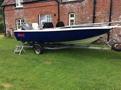 Used Fishing boat