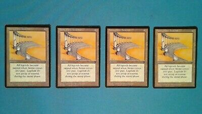 Arena of the Ancients x4x LP English Legends MTG Magic the Gathering