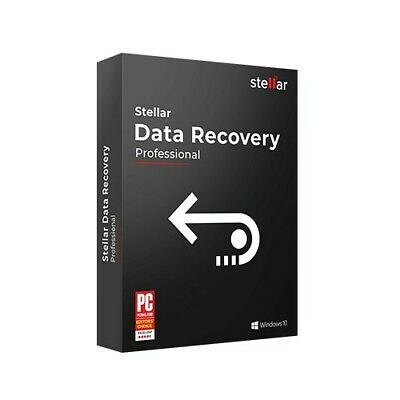 ⏬Stellar Data Recovery 8 Professional Recover Deleted Files Download 🔐 1Year