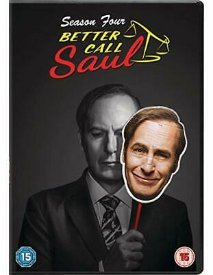 Better Call Saul Season 4 DVD Brand New & Sealed - UK Compatible (24 Hrs Post)