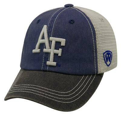f6de74c1 AIR FORCE ACADEMY Falcons Trucker Hat Offroad Vintage Mesh Cap ...