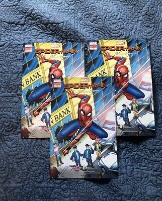 Spider-Man Far From Home Promo Comic Lot Of 3 NM