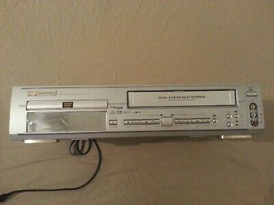 Emerson DVD/VCR Player Combo Player VHS Recorder