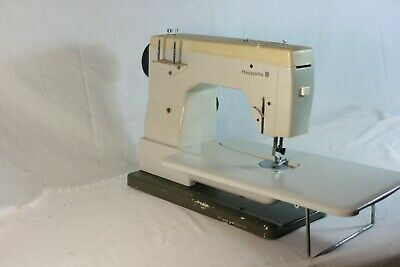 Vintage Husqvarna AB 284 Sewing Machine- Untested - AS IS