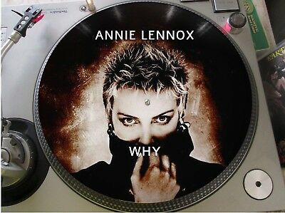 """Annie Lennox – Why Ultra Rare 12"""" Picture Disc Promo Single LP (From Diva CD)"""
