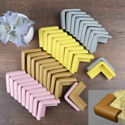 10Pcs Baby safety table desk edge corner cushion guard soft bumper protector ES