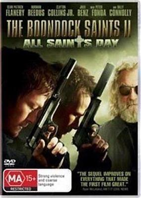 The Boondock Saints 2 : All Saints Day : New Dvd