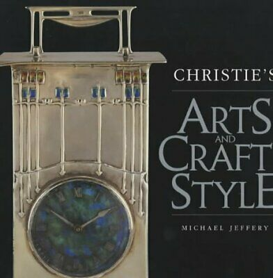 Christies Art and Crafts Style, Jeffery, Michael, Used; Good Book