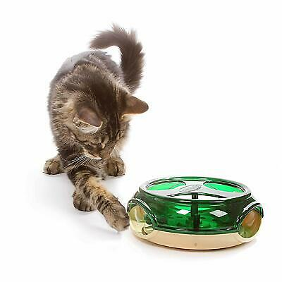 Thrill of the Chase Interactive Cat Toy for Cat Catnip Toys with Moving Mouse