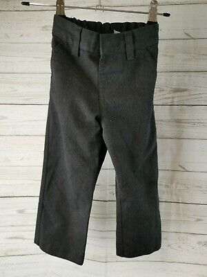 NEXT Grey Boys Trousers 3 years height 98 cm