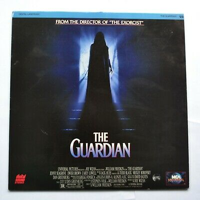 William Friedkin's The Guardian (1990) US Laser Disc
