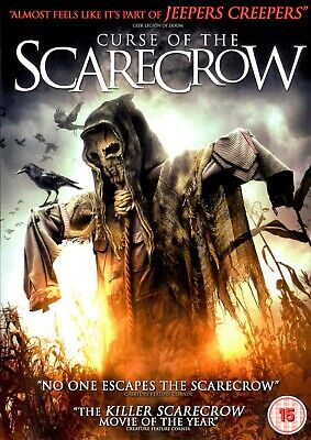 Curse Of The Scarecrow Dvd (2019)   # # # # Bargain Price + Free Postage # # # #