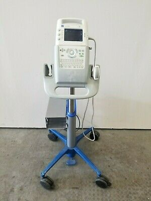 SonoSite 180 Portable Ultrasound with Cart and C60 Transducer Probe