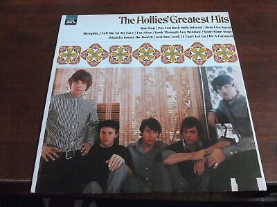 Hollies Greatest Hits On The Imperial Label!!!!