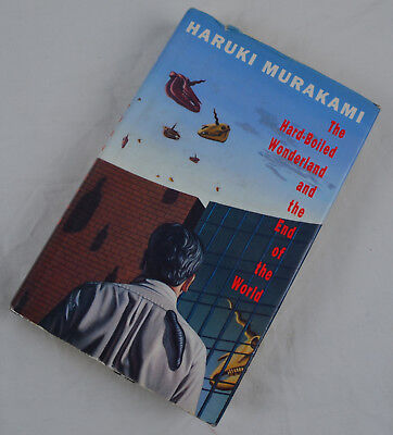 Haruki Murakami First Edition 1st Hard-Boiled Wonderland and End of the World