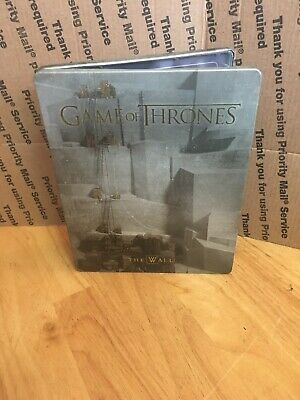 HBO Game of Thrones Complete Fourth Season 4 Gift Box BluRay Steelbook
