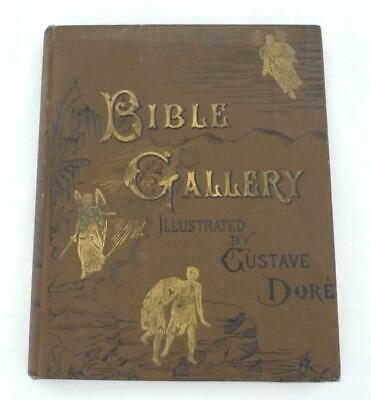 The Bible Gallery - Gustave Dore - Illustrations - 1880